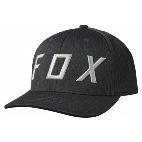 KŠILTOVKA FOX MOTH 110 SNAPBACK - černá