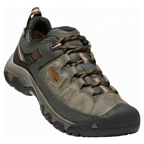 Pánská obuv Keen Targhee III WP M black olive/golden brown 10 UK
