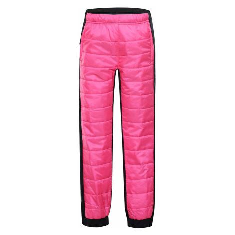 Dětské kalhoty Alpine Pro JERKO - růžová