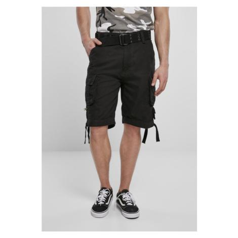 Savage Vintage Cargo Shorts - black