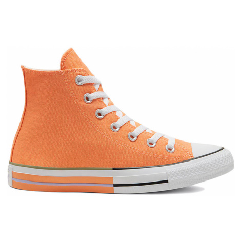Converse Chuck Taylor All Star oranžové 167634C
