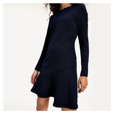 Tommy Hilfiger dámské tmavě modré šaty