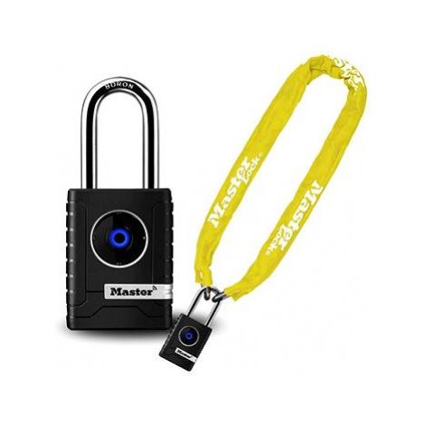 Master Lock zámek pro elektrokola a koloběžky 8390EURDPROCOLY + 4401EURDLH