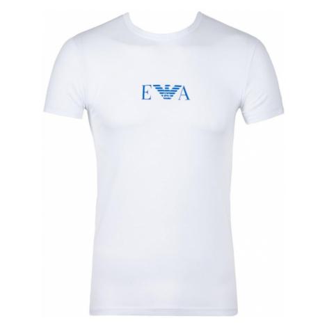 Emporio Armani Underwear Emporio Armani Monogram tričko - bílé