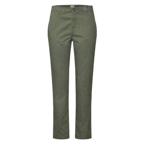 GAP Kalhoty 'GIRLFRIEND' zelená
