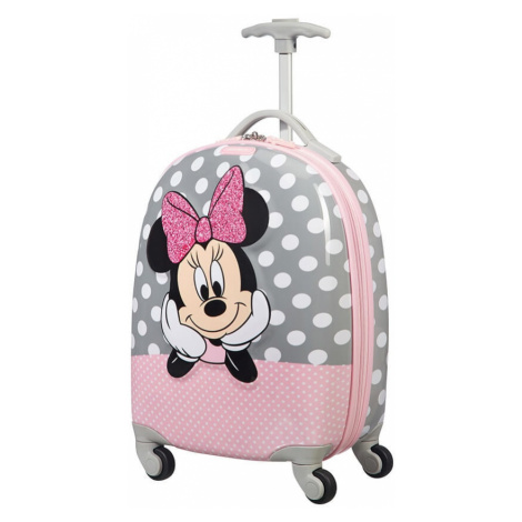 Samsonite Kabinový kufr Disney Ultimate 2.0 Spinner 40C 20,5 l - minnie glitter