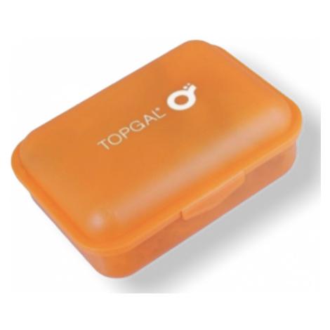 Topgal svačinový box-oranžový TOP 104 J