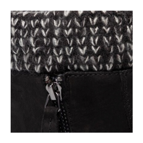 Kotníkové boty Lasocki RST-KALA-10 Přírodní kůže (useň) - Nubuk