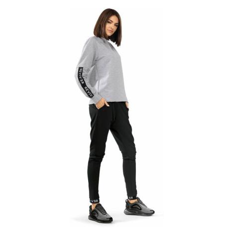 Dámské sportovní legíny (joggers) F9505 černé Lorin