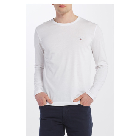 TRIČKO GANT THE ORIGINAL SLIM LS T-SHIRT