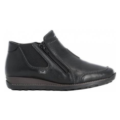 Kožené nepromokavé boty s teplou podšívkou Cellbes