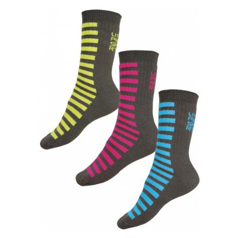 LITEX Termo ponožky 9A011303 růžová