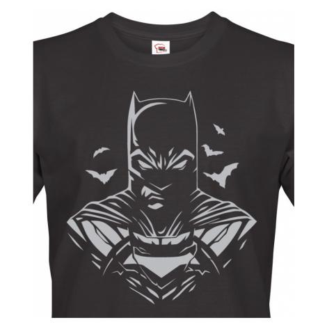 Pánské tričko s motivem Batmana - ideální dárek pro fanoušky komiksů BezvaTriko