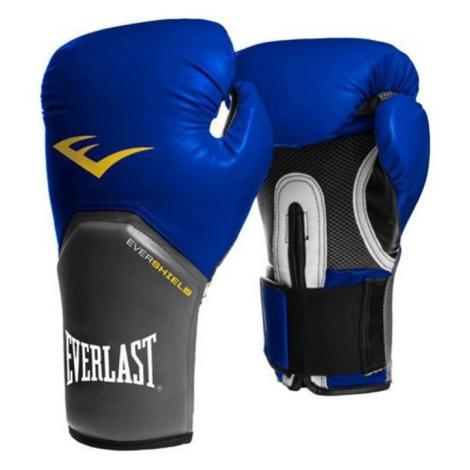Boxerské rukavice Everlast Pro Style Elite Training Gloves modrá