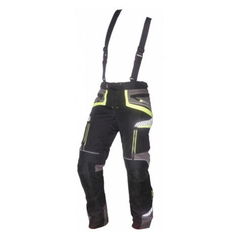 Pánské Moto Kalhoty Spark Roadrunner Černá
