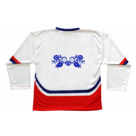 Hokejový dres ČR Cibulák ornament