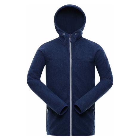 ALPINE PRO XISS Pánský svetr MPLR077677 estate blue