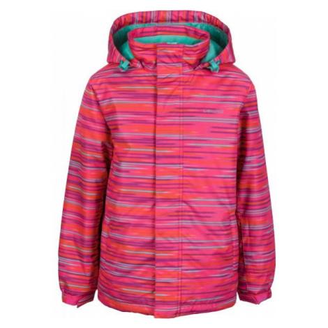 Lewro SIMA růžová - Dětská snowboardová bunda