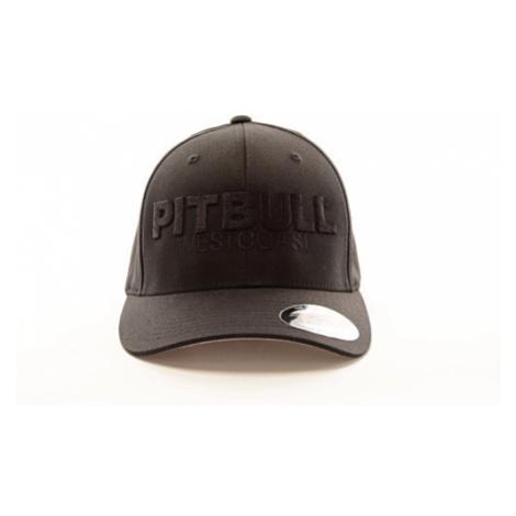 Kšiltovka PitBull West Coast Full Cap Classic SEASCAPE černá