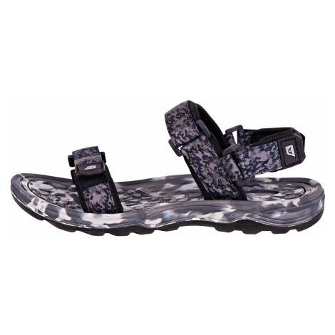 UNI letní obuv Alpine Pro BATHIALY - tmavě šedá
