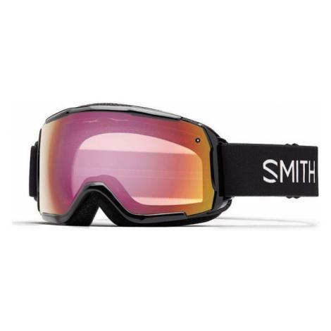 Smith GROM černá - Dětské lyžařské brýle