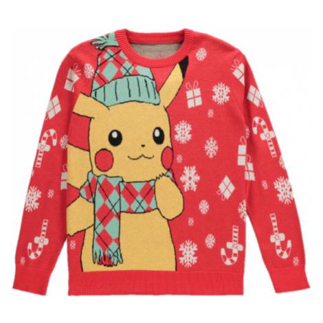 Vánoční svetr Pokémon JRC
