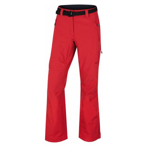 Husky Kresi L, červená Dámské outdoor kalhoty