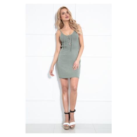 Fobya Woman's Dress F1018