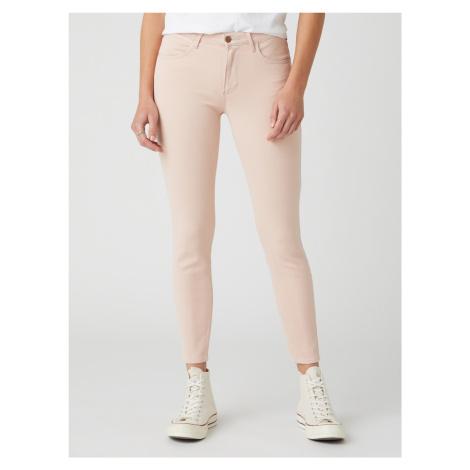 Jeans Wrangler Růžová