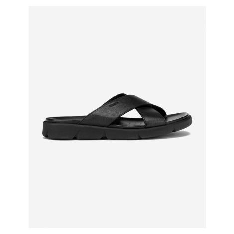 Geox U Xand 2S Pantofle Černá