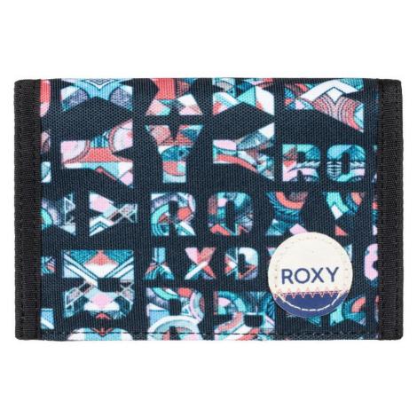 PENĚŽENKA ROXY BEACH GLASS - černá - 274135