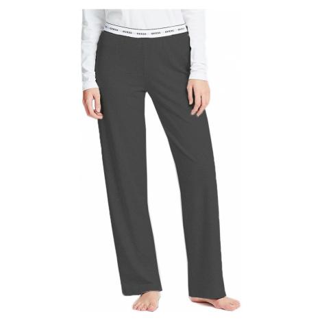 Guess dámské pyžamové kalhoty černé - Černá