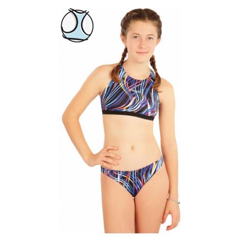 LITEX Dívčí plavky sportovní top 63630