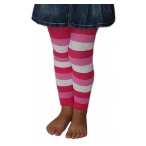 Design Socks | proužek | fialova