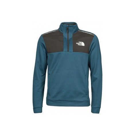 The North Face MA 1/2 ZIP Modrá