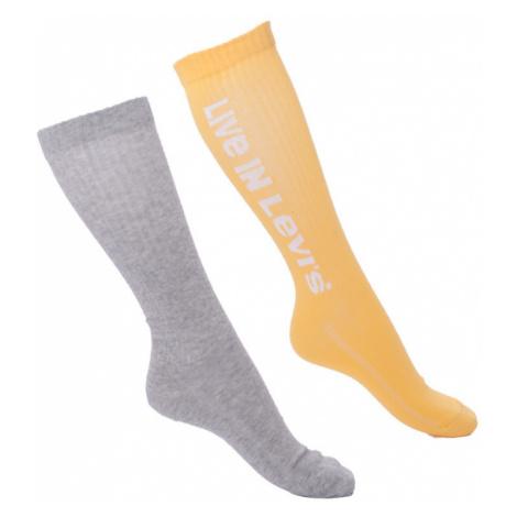 2PACK ponožky Levis vícebarevné (903018001 017) S Levi´s