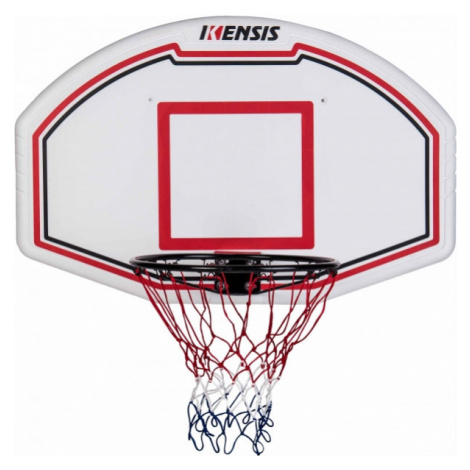 """Kensis BACKBOARD COMBO SET 44"""" bílá - Basketbalový set"""