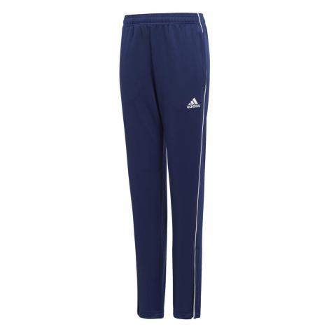 Dětské tepláky Adidas Core 18 Training Tmavě modrá