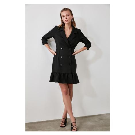Dámské šaty Trendyol Jacket dress