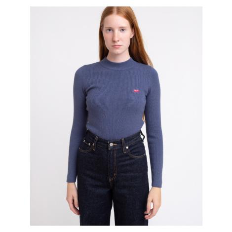 Levi's® Crew Rib Sweater Blue