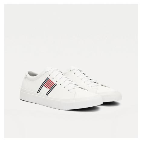 Tommy Hilfiger pánské bílé tenisky Corporate