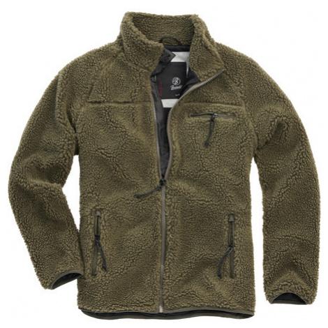 Brandit Teddyfleece Jacket olive