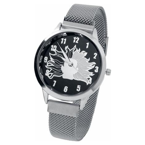 101 dalmatinů Cruella De Vil Náramkové hodinky stríbrná