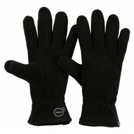 Puma FLEECE GLOVES černá - Zimní rukavice