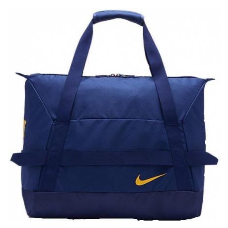 Taška Nike FC Barcelona Stadium Duffle Bag Modrá