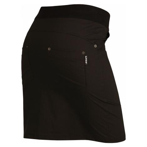 LITEX Sukně sportovní 99588901 černá