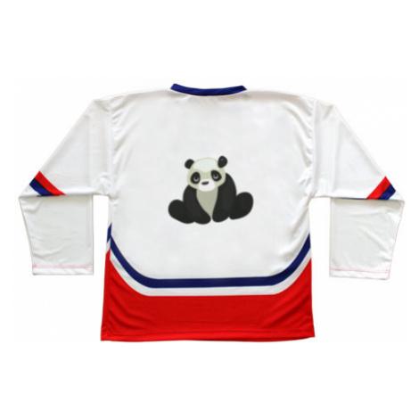 Hokejový dres ČR Panda