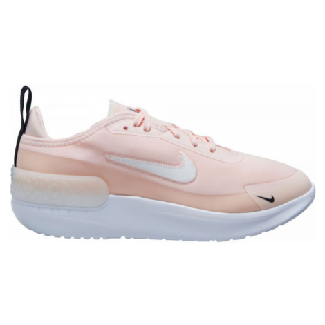 Nike AMIXA oranžová - Dámská volnočasová obuv