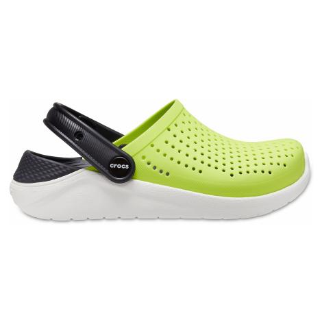 Crocs LiteRide Clog K Lime Punch/Black J6