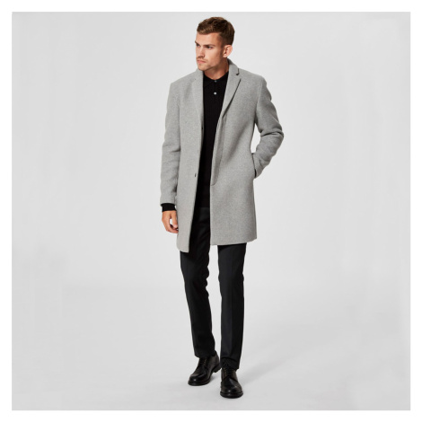 Vlněný kabát Slhbrove Wool Coat B – S Selected